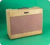 Fender Twin Amp 1952 Tweed