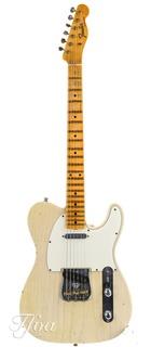 Fender Custom Fender Post Modern Telecaster Blonde Journeyman Relic Near Mint