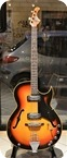 Eko Unknown 1964 Sunburst