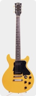 Gibson Les Paul Special Dc 1996 Tv Yellow