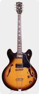 Gibson Es 335td 1976 Sunburst