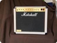 Marshall JCM 800 Combo 1x12 1983 White Tolex