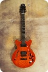 Joe Striebel SL40 2019 Transparent Light Red