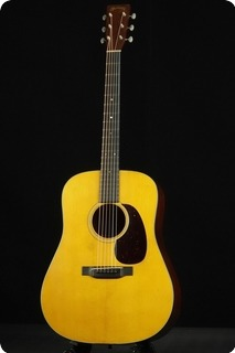 Martin D 18 Authentic 1939 Aged 2018 Natural