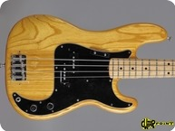 Fender Precision Bass 1973 Natural Ash