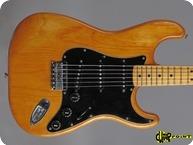 Fender-Stratocaster Hardtail-1979-Natural Ash