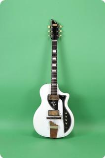 Supro Dual Tone 1959 White