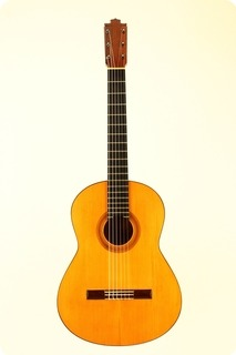 Francisco Barba 1a Flamenco Guitar 1976