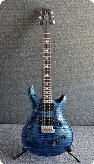 Prs Custom 24 1992 River Blue