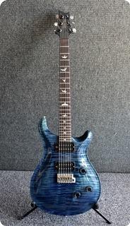 Prs Custom 24 1992 River Blue