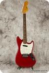 Fender-Musicmaster II-1967-Dakota Red