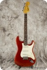 Fender Stratocaster 1969 Candy Apple Red