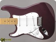 Fender Stratocaster American Standard 1998 Purple Metallic