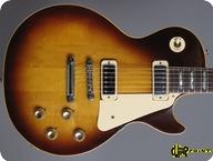 Gibson Les Paul Deluxe 1973 Tobacco Sunburst