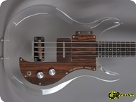 Dan Amstrong Luthite 1970 Plexi