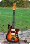 Fender Jazzmaster FEE1037 1966 Sunburst