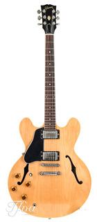Gibson Es335 Dot Lefty 1989