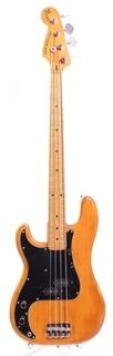 Fender Precision Bass Lefty Lightweight 1978 Natural