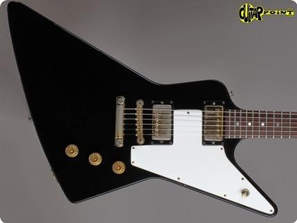 Gibson Explorer 1976 Ebony