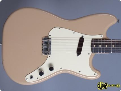 Fender Musicmaster 1960 Desret Sand