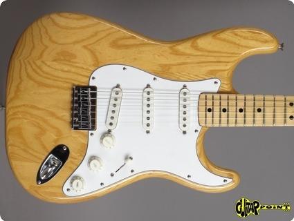 Fender Stratocaster 1975 Natural