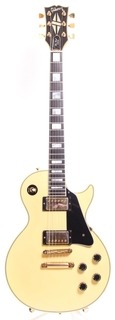 Gibson Les Paul Custom 1982 Alpine White
