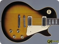 Gibson Les Paul Deluxe 1974 Tobacco Sunburst