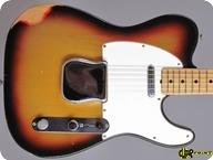 Fender Telecaster 1975 3 tone Sunburst
