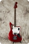 Fender Jaguar 1966 Candy Apple Red