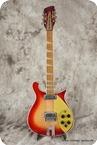 Rickenbacker 66012 1999 Fireglow