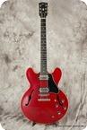Gibson ES 335 TD 1989 Cherry