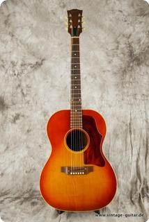 Gibson B 25 1966 Cherry Sunburst