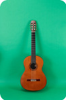 Jose Ramirez Model 1A Classical Guitar 1965 Natural