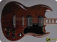 Gibson SG Standard 1973 Cherry