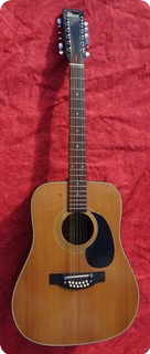 Ibanez Concord Mod.627 12 Strings 1975 Natural