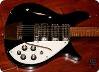 Rickenbacker Guitars 325 RIE0387 1967 Jetglo