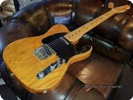 Fender Vintage Telecaster 1978 ButterScotch