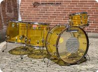 Ludwig Vintage Vistalite 1978 Yellow