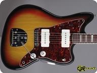Fender Jazzmaster 1973 3 tone Sunburst