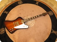 Gibson FIREBIRD V 2016 Sunburst