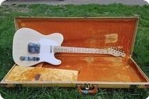 Fender-Telecaster-1958-Blonde