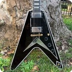 Gibson Custon Shop Flying V Custom 2011 Black