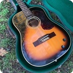 Hagstrom BJ12H33 12 String David Bowie 1966 Sunburst