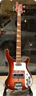 Rickenbacker 4001 1972 Fireglow