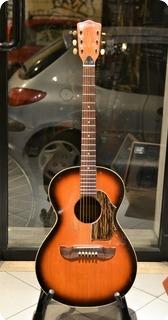 Framus 519y 1964 Sunburst
