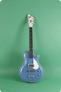 Supro Sahara 1962 Blue