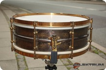 Ludwig Conn Vintage Black Beauty 1930 Black Brass