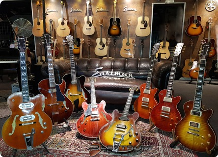Eastman Guitars Sb59 2019 Sunburst
