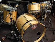 Sleishman Drums Australia TRS Total Resonans 1990 Natural