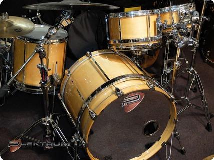 Sleishman Drums Australia Trs  Total Resonans 1990 Natural